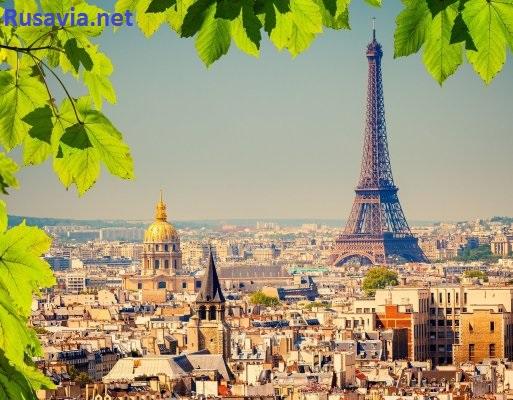 Франция - Майские праздники в Париже!