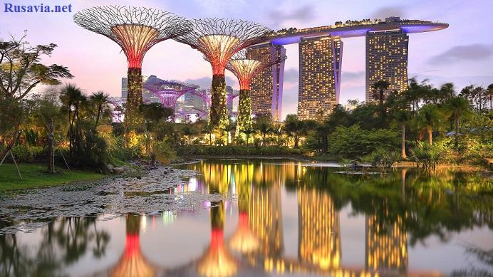 Сингапур - WOW! Старт продаж направления - Сингапур по спецпредложениям!