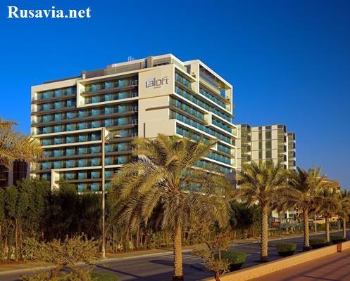 ОАЭ - Aloft Palm Jumeirah 4*
