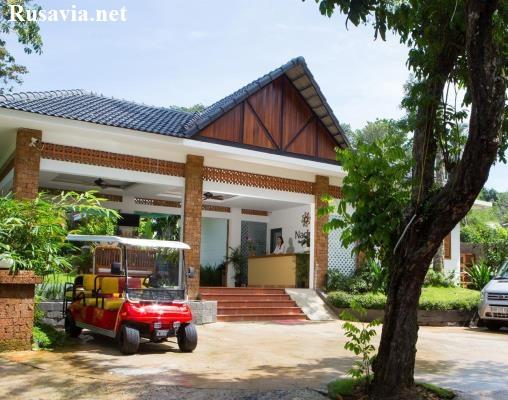 Вьетнам - о. Фукуок / Nadine Phu Quoc Resort 3*