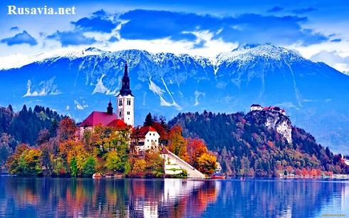 - Горнолыжная Словения!