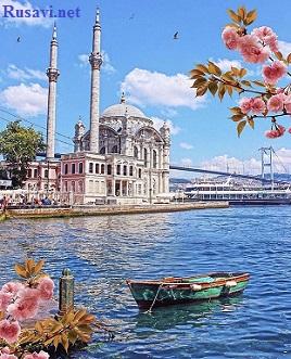 Турция - Тёплые МАЙСКИЕ в СТАМБУЛЕ