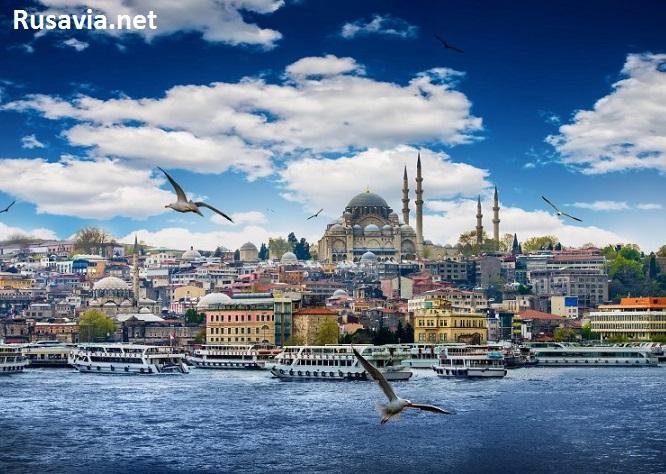 Турция - Мармара-Стамбул