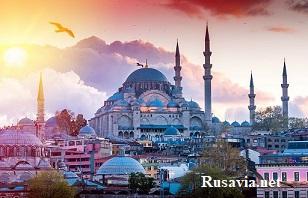 Турция - Стамбул + Каппадокия