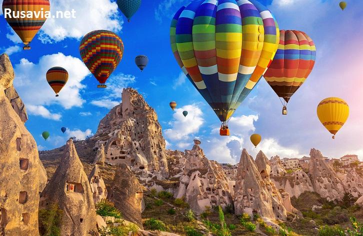 Турция - Прямой перелёт в Каппадокию!
